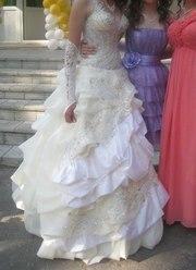 Продам свадебное платье)