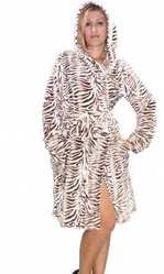 Махровый женский халат Мокко с доставкой по всей Украине