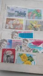 Продам срочно почтовые марки