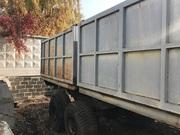 Прицеп самосвальный 2 ПТС-9 тракторный двухкузовный