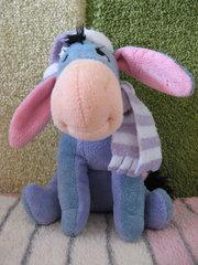 Мягкая игрушка Disney Plush Ослик Иа