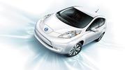 Разборка Ниссан Лиф Nissan Leaf запчасти бу шрот 2
