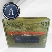 Спутниковый ресивер Satcom 4150 HD S2 (2 USB)