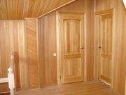 Вагонка дерев'яна сосна 1 і 2 сорт