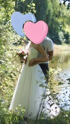 Свадебное платье Полтава в идеальном состоянии