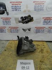 механическая коробка передач Renault megane 3 6 ступка рено меган 3