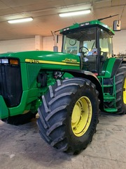 Трактор John Deere 8410 Год выпуска 2001, Powersfift.