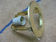 Светильник точечный R80 E27 Золото LUMEN