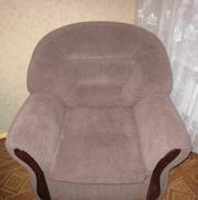 два мягких кресла б/у в хорошем состоянии Полтава